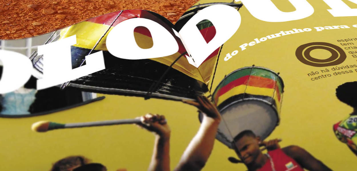 projeto gráfico revista rio zumbi