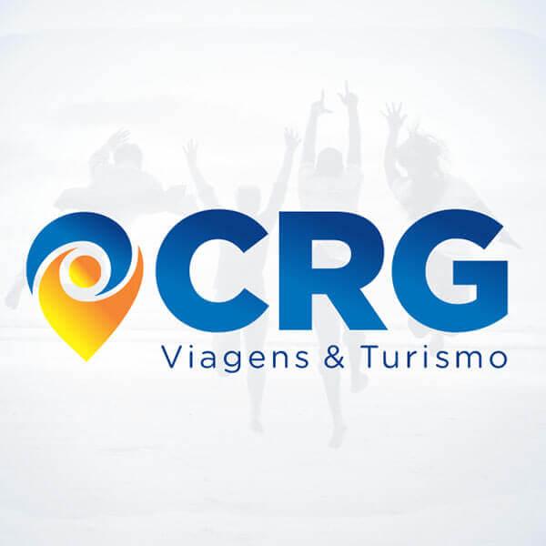 projeto de logotipo crg viagens