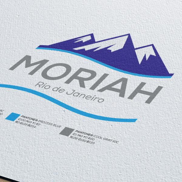 logotipo clínica moriah rio de janeiro